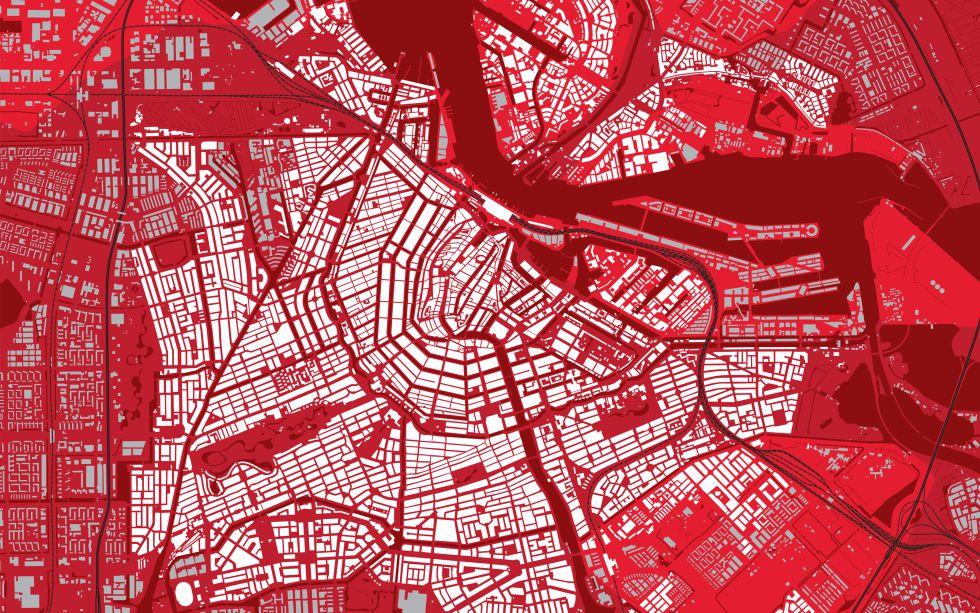 Amsterdam DNA - Amsterdam tussen 1945-2010