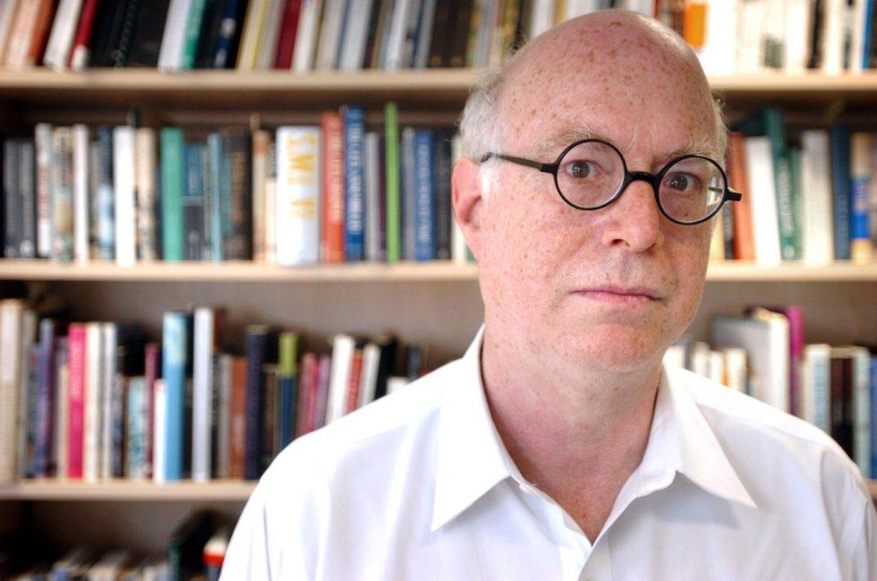 Foto van de socioloog Richard Sennett
