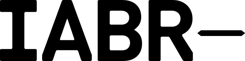 Logo van de IABR 2018+2020