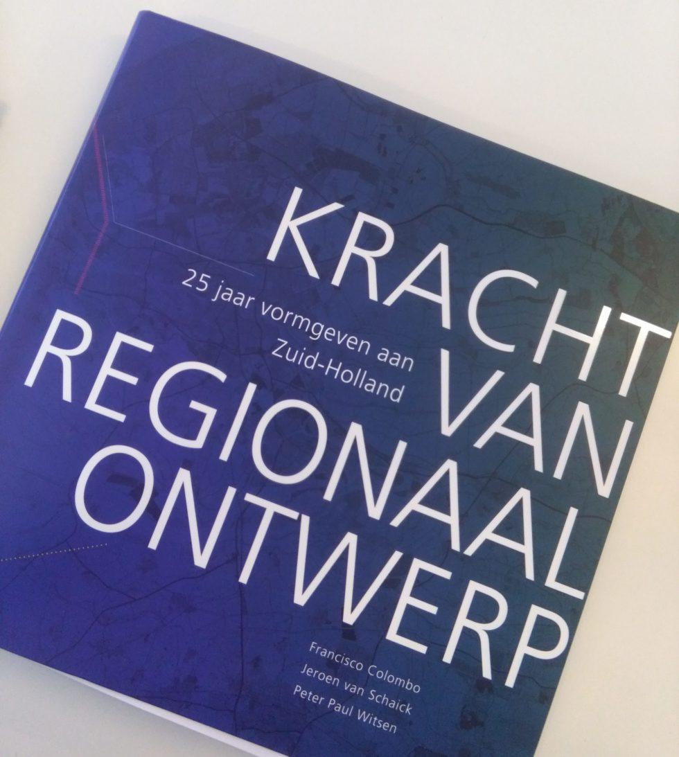 Foto van het boek Kracht van Regionaal Ontwerp