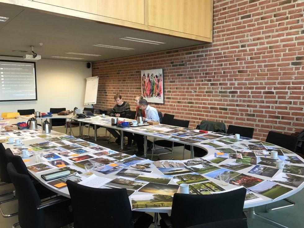 Foto van de Regiodag in het kader van Atlas Regio Twente