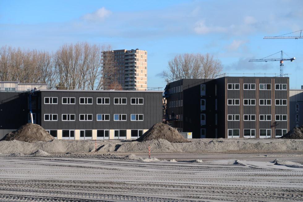 Foto van het startblok Elzenhagen
