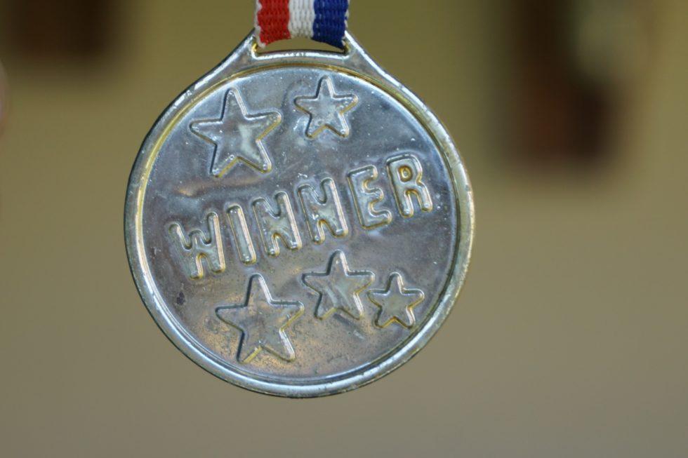 Medaille; prijsuitreiking van de Archiprix NL 2019