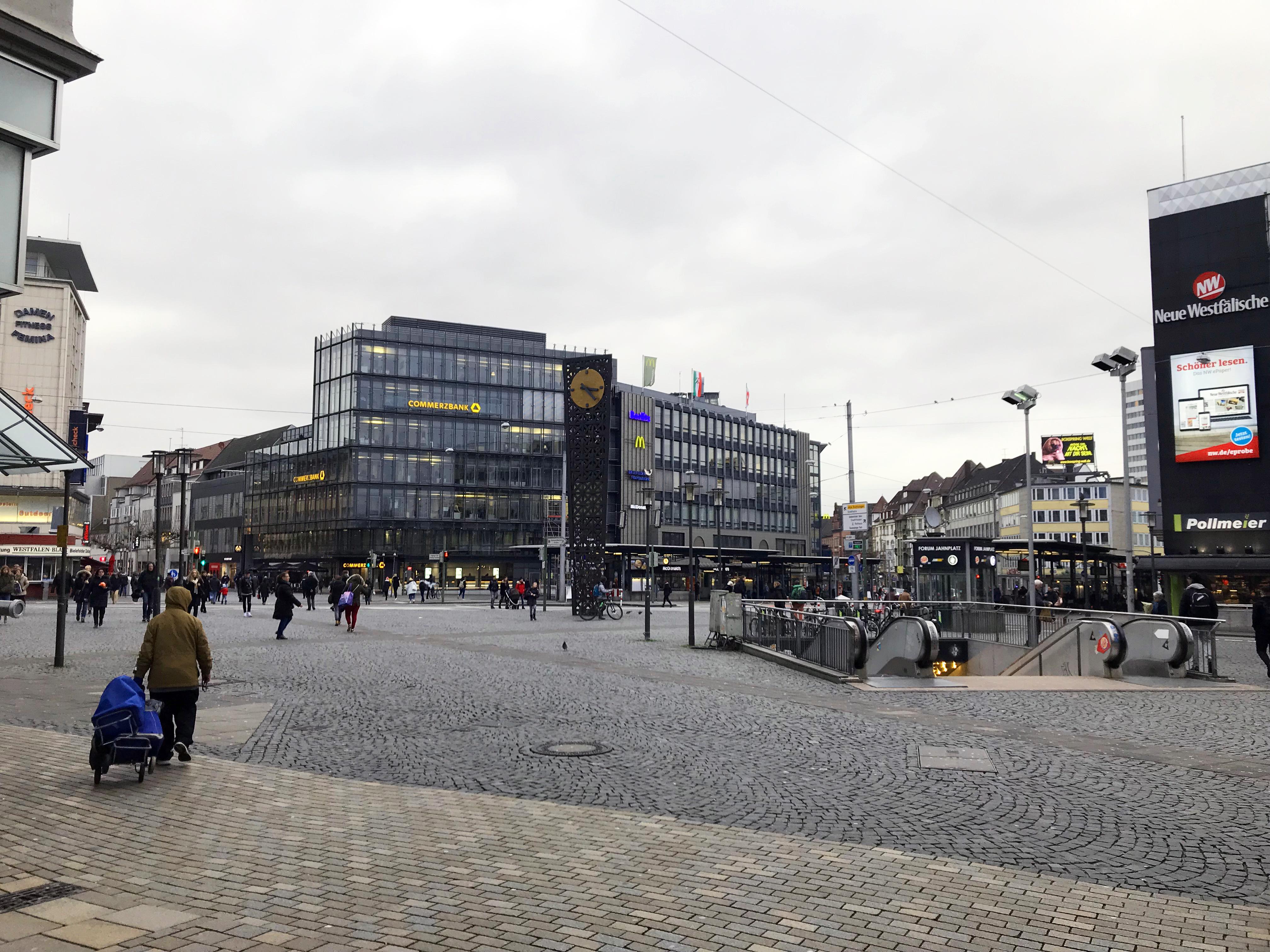 Bielefeld Amsterdam