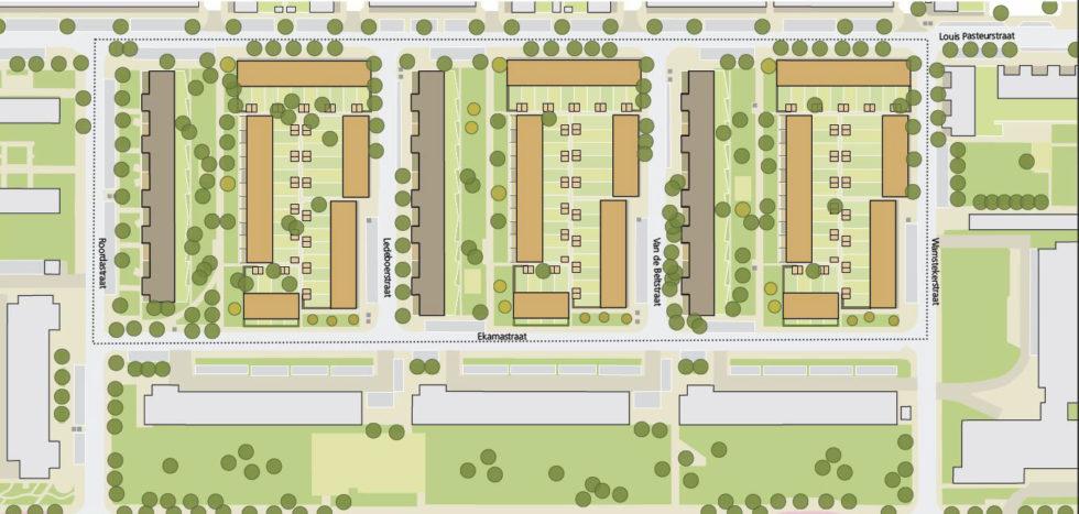 Dit stedenbouwkundig plan is genomineerd voor de Lieven de Key Penning 2020