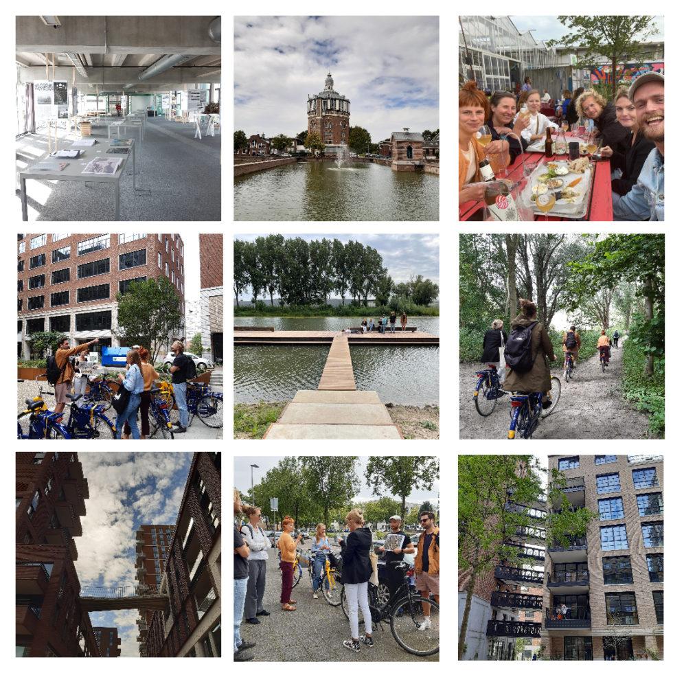 Excursie naar Rotterdam